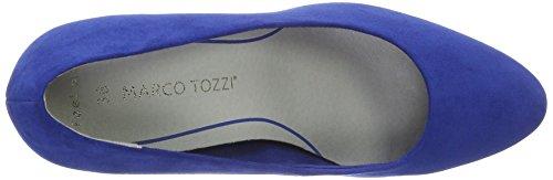 Marco Tozzi 22414, Scarpe con Tacco Donna Blu (Royal 838)