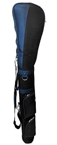 Caddy Daddy Unisex Blau Ranger Carry Sonntag Reisetasche Reihe von caddydaddy, Unisex, Ranger Blue, schwarz/blau