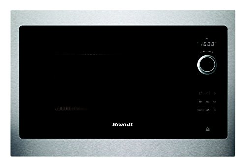 Brandt BMS6115X Four à Micro Ondes 900 W