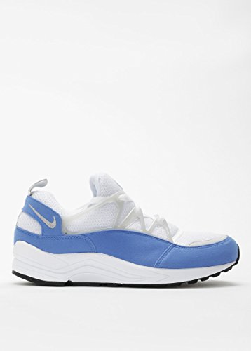 NIKE Air Huarache Light Schuhe Herren Sneaker Turnschuhe Lila 306127 641 varsity blue neutral grey white 401
