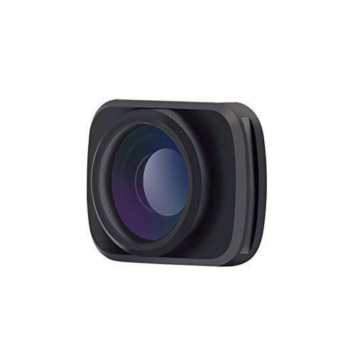 Handy Objektiv,Handy Kamera Lens,Weitwinkel HD Anti-Shake Weitwinkelobjektiv für DJI OSMO Pocket Handkamera Vorsatzlinsen (Black)