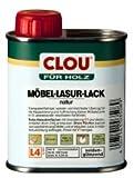 Clou Möbel-Lasur-Lack L4 natur 0,125 L