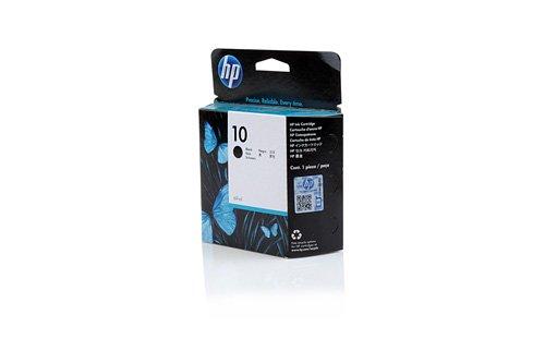 HP Original C4844AE / 10, für DesignJet 500 Plus 42 Inch Premium Drucker-Patrone, Schwarz, 69 ml - 2300-drucker Inkjet-patronen