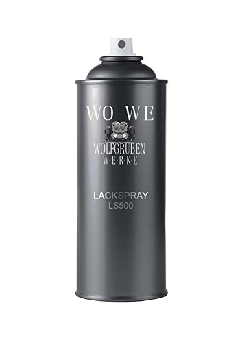 Felgenlack Felgenspray Sprühfarbe Spraylack für Autofelgen Silber - 400ml