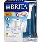 Brita Wasser Filtration System 1Krug (2Filter) komplett (Wasser-filter-system Krug)