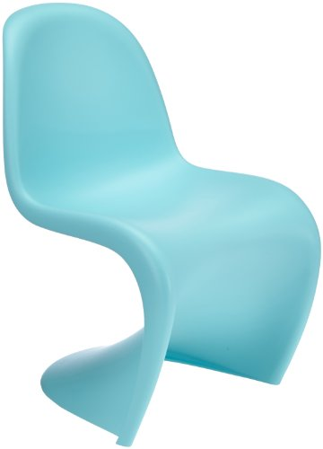 vitra 21019616 panton chair junior hellblau