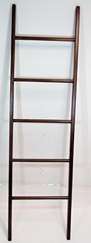 MGP trl-60Bambus Leiter Rack, mahagoni, 152,4cm