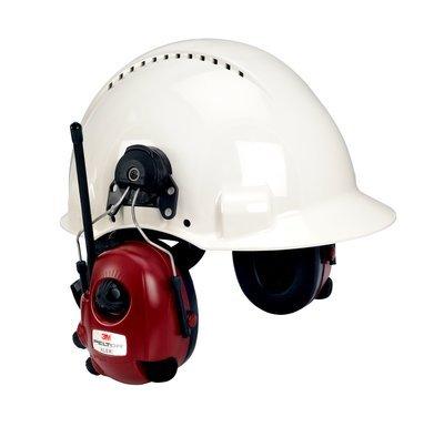 3M m2rx7p3e Ohrenschützer Glaube am/fm Ebene von Einheit Radio Stereo, Rot, Helm (Radio Einheit)