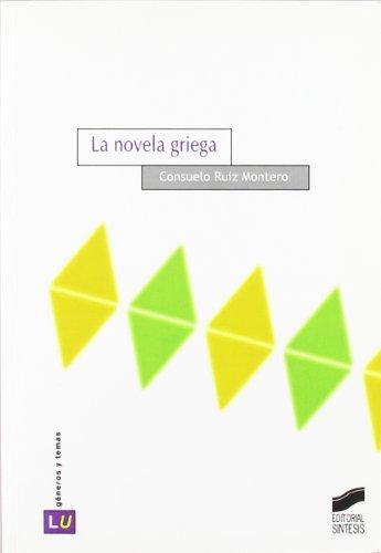 La novela griega Cover Image