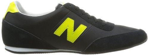 New Balance  S410 B,  Sneaker donna Nero (Noir (Stkg Black/Yellow))
