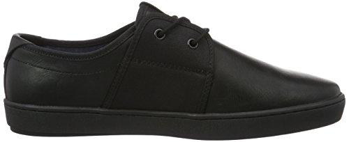 Aldo Delsanto, Baskets Basses Homme Noir (Black/98)