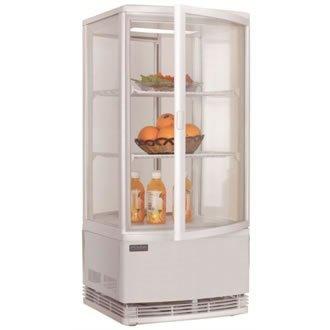 Polar gebogen, Display Kühlschrank 86Liter Commercial Restaurant Kühlschrank - Restaurant-display