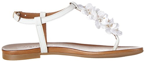 Inuovo 7176, Tongs Femme Weiß (White)