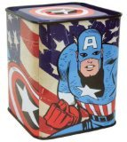 marvel-comics-captain-america-tin-bank-toy-by-westland-giftware