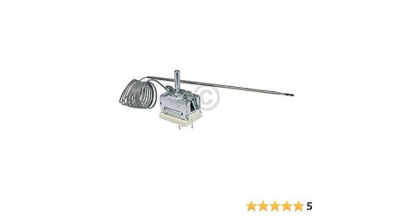 TERMOSTATO ORIGINALE 3 pin EGO 55.34014.150 per acqua calda acqua dispositivi Bagni