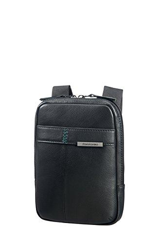 "SAMSONITE Formalite LTH - Tablet Crossover S 7.9"" Mochila Tipo Casual, 22 cm, 1.5 Liters, Negro (Black)"