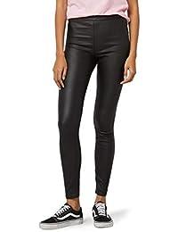 FIND Pu Coated Pantalones Mujer