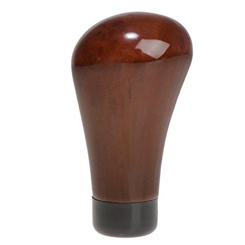IPOTCH Braun Schaltknüppel Schalthebel für Manuelles oder automatisches Getriebe