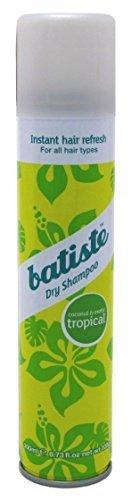 Batiste Shampoo Dry Tropical 6.73oz (2 Pack) by Batiste -