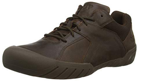 f9049b56046 Caterpillar CAT Footwear Men's Haycox Derbys, (Bistro Brown), 9 UK 43 EU