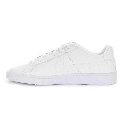 Nike Court Royale, Scarpe da Ginnastica Uomo Bianco