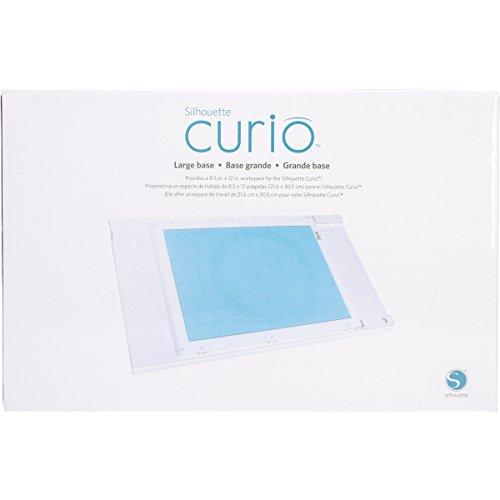 Silhouette CURIO-BASE-12 Tapis accessoire pour coupe-papier - Accessoires pour coupe-papier (216 mm, 305 mm)
