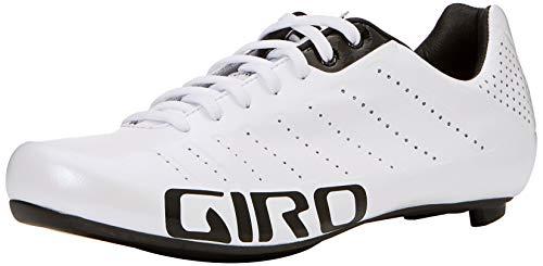 Giro Empire SLX Road, Zapatos de Ciclismo de Carretera para Hombre, (White/Black 000), 46.5 EU
