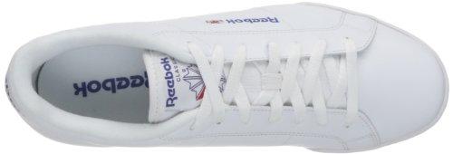 Reebok NPC II Unisex-Erwachsene Sneakers Weiß (White/White)