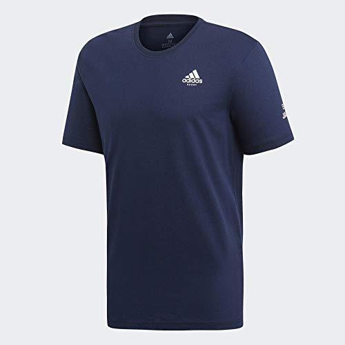 adidas Herren JPN Icon Tee Hemd, Braun (Maruni), M -