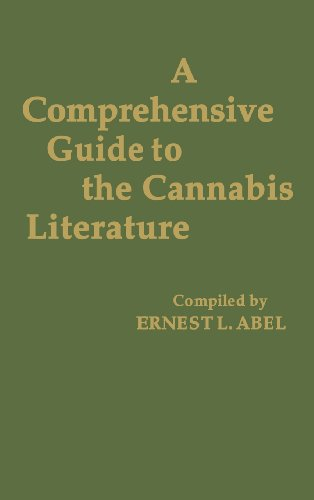 A Comprehensive Guide to the Cannabis Literature Cover Image
