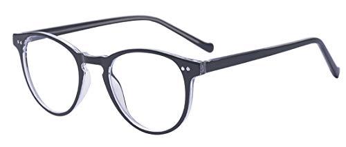ALWAYSUV Anti Blaulicht Brille Blaulicht-Blockierende Linse Brille Brillenfassung für Jugend und Teenager