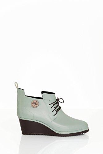 Nokian Footwear by Julia Lundsten - Gummischuhe -Lace Up Shoe- (Originals) [LUS123] Rauchblau