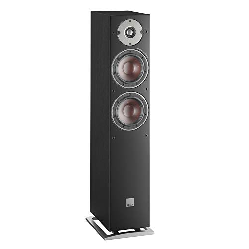 Dali Oberon 5 Floorstanding Speakers (Pair) (Black Ash)