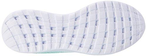 KangaROOS Damen W-517 Sneaker Türkis (cyan)