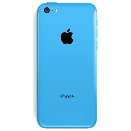 Apple iPhone 5C Smartphone (4 Zoll (10,2 cm) Touch-Display, 16 GB Speicher, iOS) Blau - 2