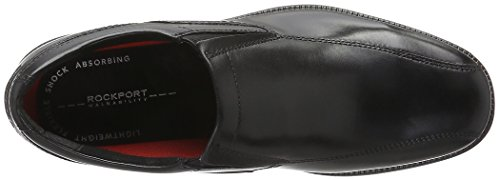 Rockport Herren Charlesroad Slip On Slipper Schwarz (Black)