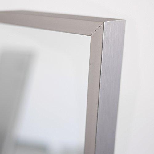 VASNER Zipris S Infrarot Heizung Spiegel Titan-Rahmen 400/700 / 900 Watt 5 J Garantie Bild 5*