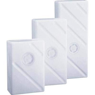 Volumen Wassertank (Goebel Wassertank Volumen: 44 l, weiß, Frisch- und Abwassertank, 80 x 40 x 20 cm)