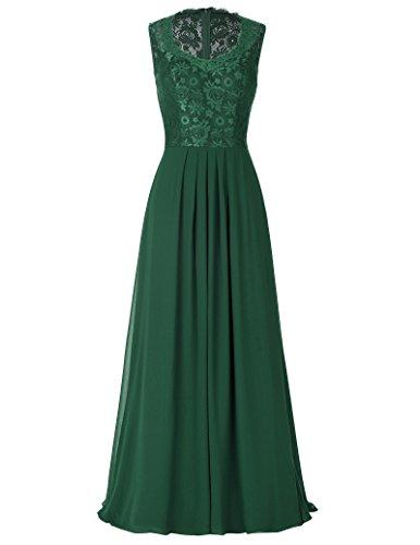 Sexy prom dress geburtstag kleid hochzeitskleid bodenlang ballkleid lang abendkleid Größe 34...