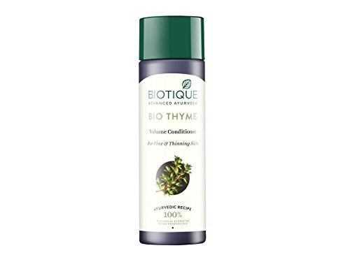 Biotique Bio Thyme Volume Conditioner for Fine and Thinning Hair, 200ml