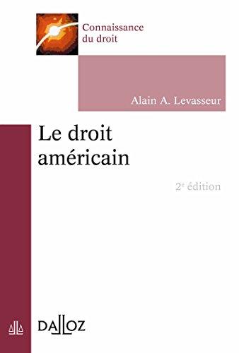le Droit américain - 2e éd.