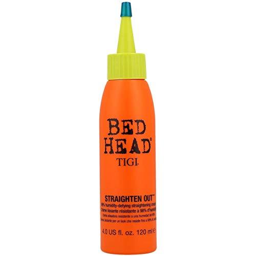 Tigi BED HEAD Glättungscreme Straighten Out, 1er Pack (1 x 120 ml)
