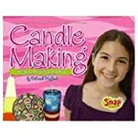 Candle Making: Work With Wicks And Wax