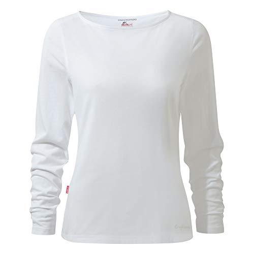 31DHYp fEFL. SS500  - Craghoppers NosiLife Erin II Long Sleeve Women's Top - AW19
