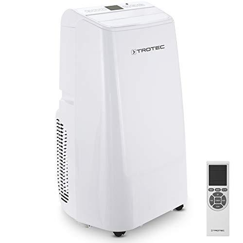 TROTEC Lokales mobiles Klimagerät Klimaanlage PAC 3500 E mit 3,5 kW / 12.000 Btu, EEK A das 3-in-1-Klimagerät