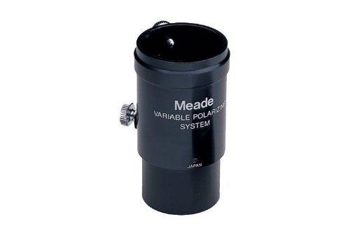 Meade Instrumente 07286Nr. 9051,25Variable Polarisationsfilter (schwarz) (Variabler Polarisationsfilter)