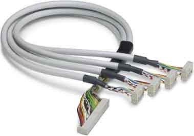 PHOENIX 2296702 - CABLE FLK 50/4X14/EZ-DR/150/KONFEK