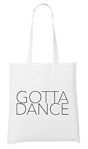 Gotta Dance Sac Blanc