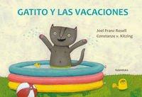 Gatito y las vacaciones (Primeros lectores)