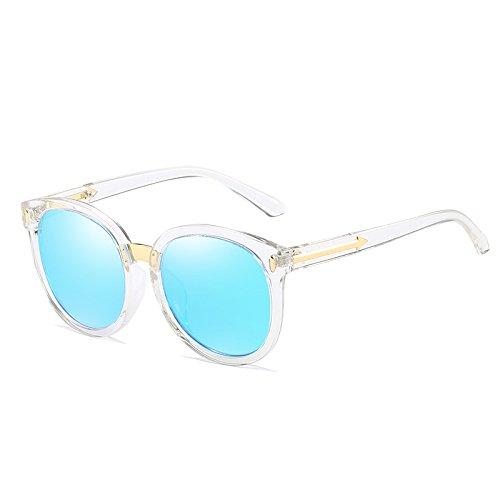 LLZTYJ Sonnenbrille/Polarisierte Sonnenbrille Damen Sonnenbrille Herren Reflektierende Menschen...